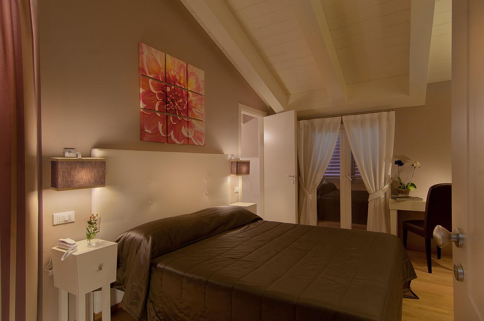 Deluxe Room Hotel Arnolfo 6