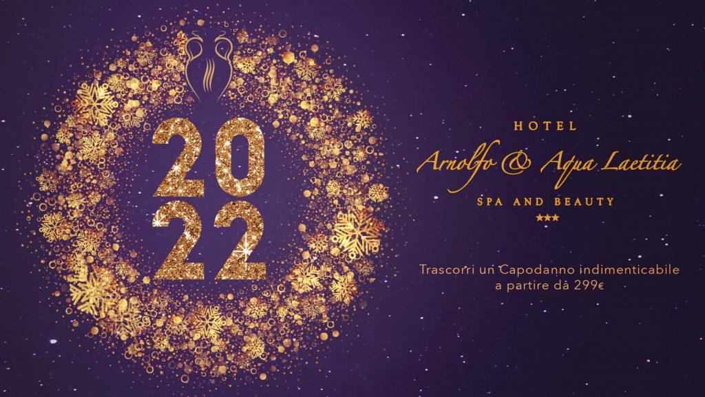 Capodanno 2022 a Montecatini Terme